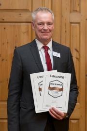 Bernd Fröhlich, Vorstandsvorsitzender der Sparkasse Mainfranken-Würzburg