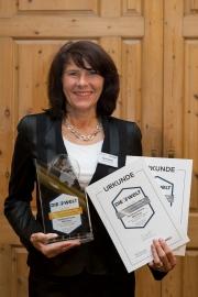 Marlies Mirbeth, Vorstandsmitglied der Stadtsparkasse München