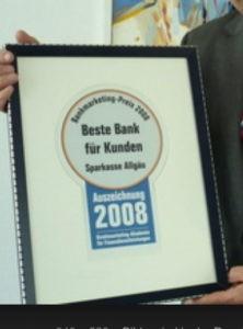 Auszeichnung Beste Bank für Kunden Deutsches Institut für Bankentests
