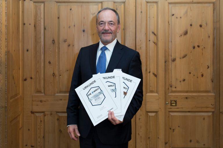Andreas Peters, stellvertretender Vorstandsvorsitzender Sparkasse Rhein-Nahe