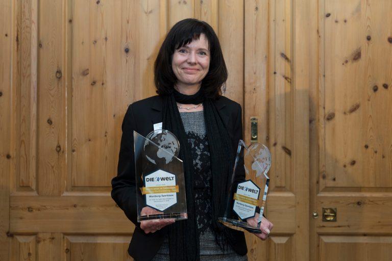 Anja Walther, Vorstandsvertretung Wartburg-Sparkasse