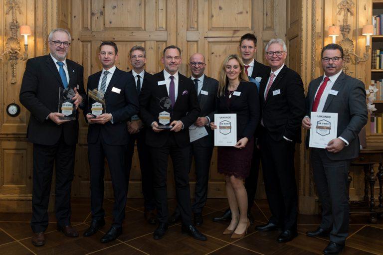 Banken Qualitäts Test 2019 Sieger Niedersachsen