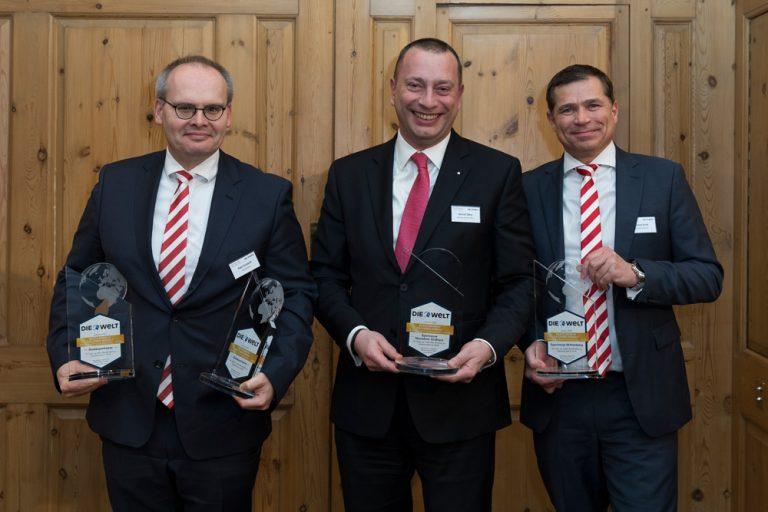 Michael Näher, Vorstandsvorsitzender Sparkasse Mansfeld-Südharz
