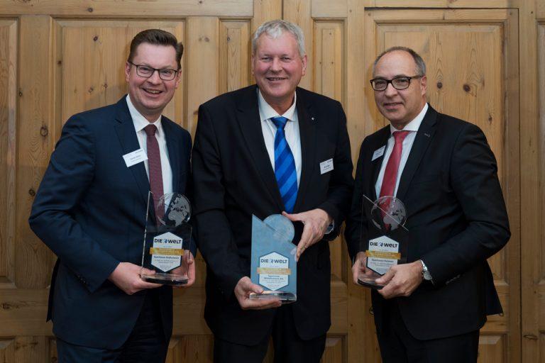 Banken Qualitäts Test 2019 Sieger Schleswig-Holstein