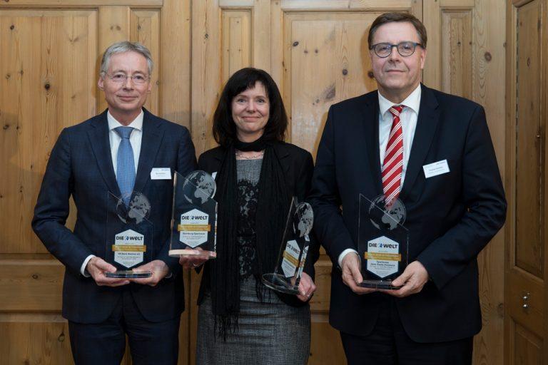 Banken Qualitäts Test 2019 Sieger Thüringen