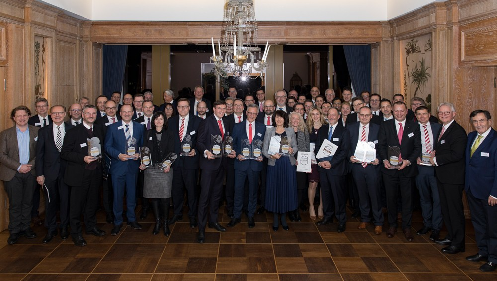 Banken Qualitätstest 2019 Axel-Springer-Hochhaus Berlin