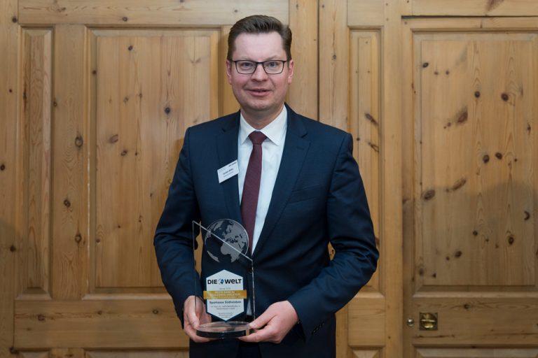Carsten Müller, Direktor Vertriebsmanagement Sparkasse Südholstein
