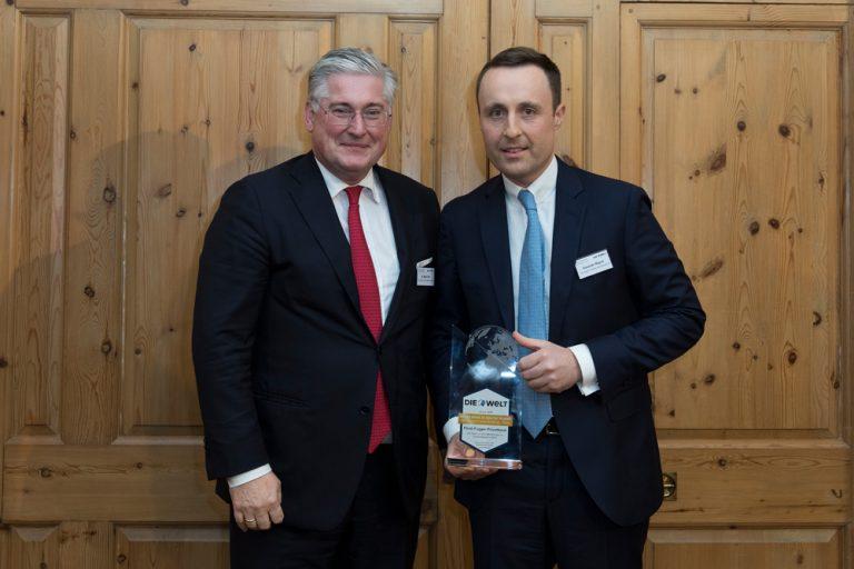 Dr. Martin Fritz, Vorstandsvorsitzender & Alexander Wagner, Leiter Private Banking Augsburg Fürst Fugger Privatbank AG