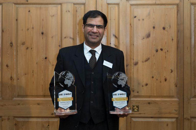 Dr. Ravinder Stephan Singh Sud, Bereichsleiter Vorstandsstab Sparkasse Vogtland