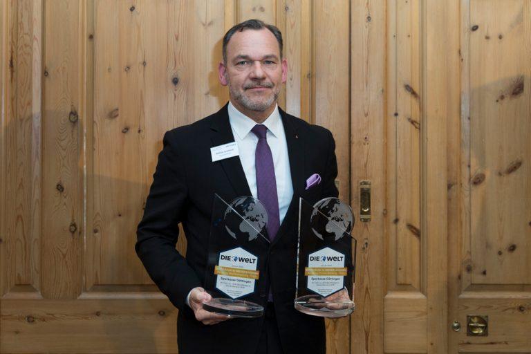 Matthias Leonhardt, Leiter Private Banking Sparkasse Göttingen