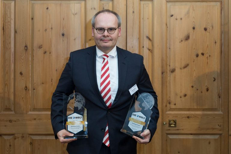 Peter Knobloch, Abteilungsleiter Firmenkundenmanagement Saalesparkasse