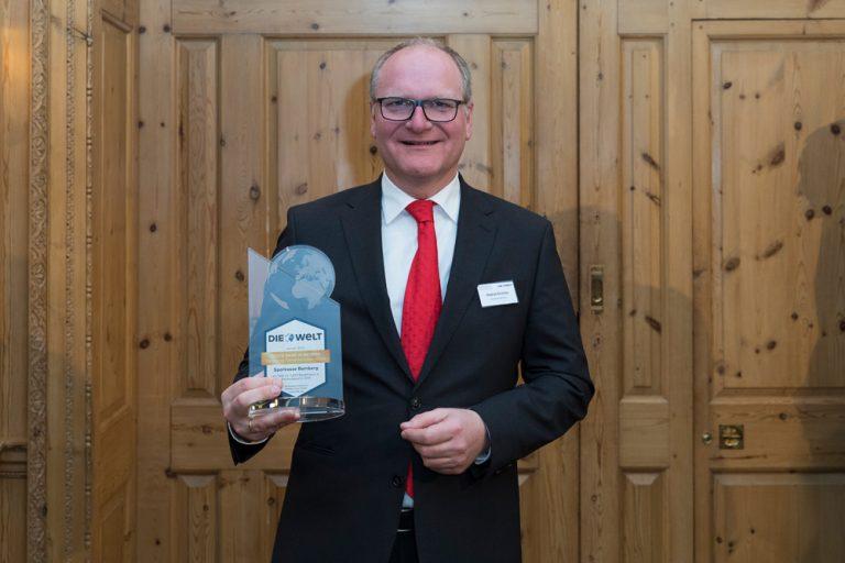 Stephan Kirchner, Vorstandsvorsitzender Sparkasse Bamberg