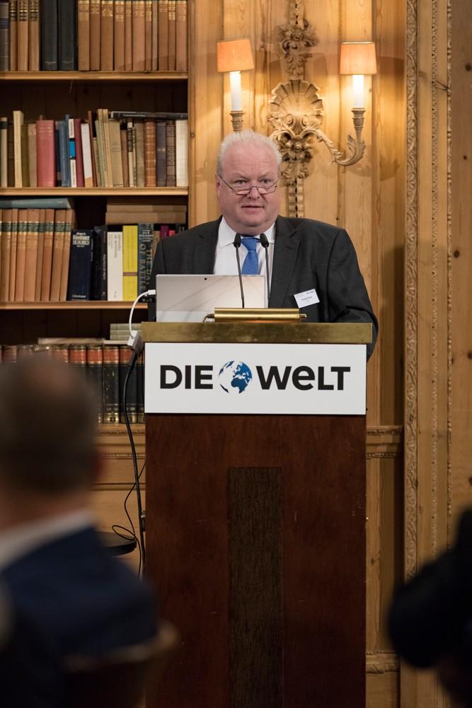 Thomas Exner, Geschäftsführender Redakteur und Mitglied der Chefredaktion WELT
