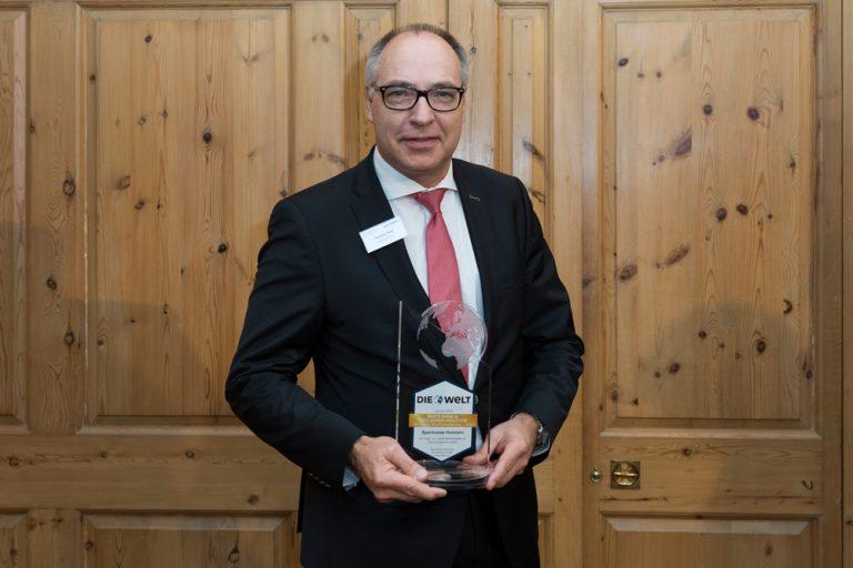 Thomas Piehl, Vorstandsvorsitzender Sparkasse Holstein