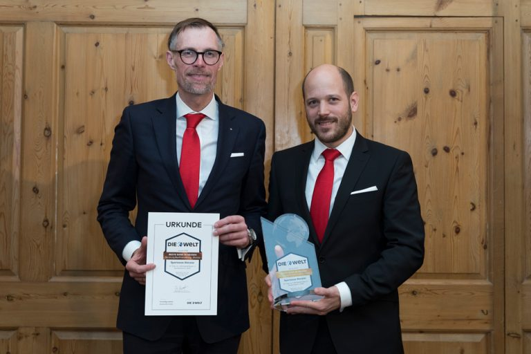 Thorsten Pauli & Christian Diehl, Regionaldirektoren Sparkasse Wetzlar