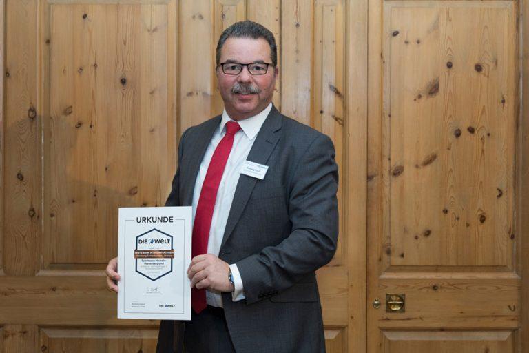 Ehrung der Besten beim Banken-Qualitätstest 2019 7